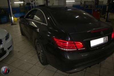 Диагностика Mercedes-Benz