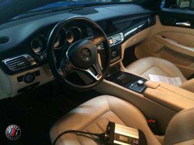 Диагностика Mercedes-Benz CLS