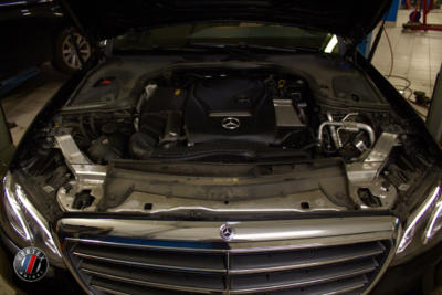 Замена масла Mercedes-Benz