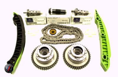 Комплект цепи ГРМ C180 W204