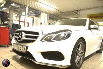 Сервис Mercedes-Benz
