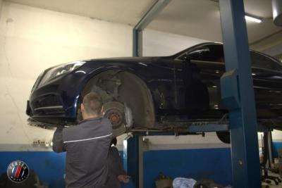 Тех. обслуживание Mercedes W222